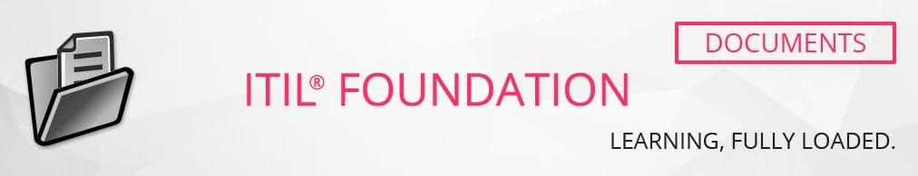 itil v3 foundation sample study notes