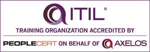 ITIL Training Organization Accredited By PeopleCert On Behalf of Axelos