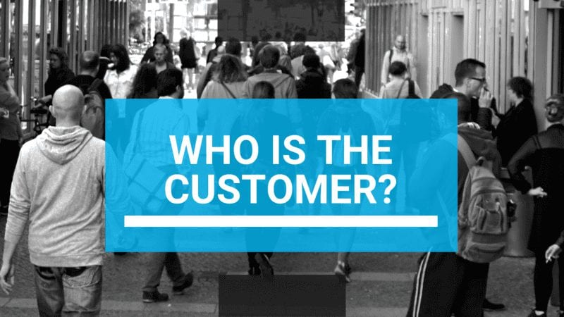 who is the customer
