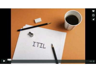 "Recorded Webcast ""ITIL: How It Impacts Your Business"""